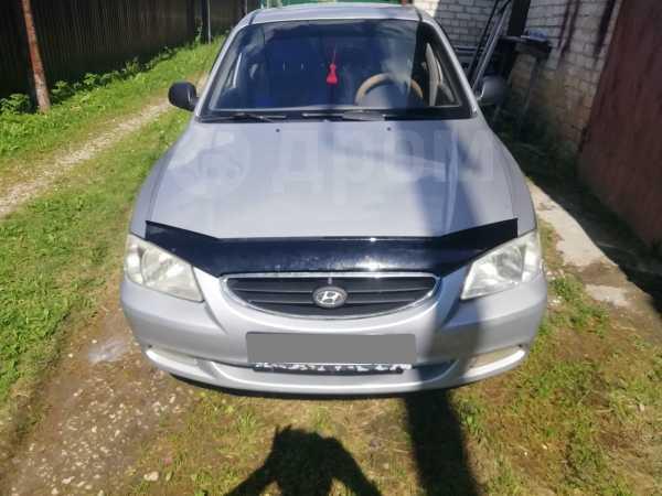 Hyundai Accent, 2006 год, 190 000 руб.