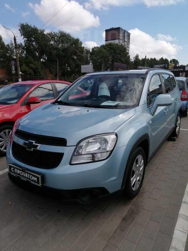 Chevrolet Orlando, 2013 год, 659 000 руб.