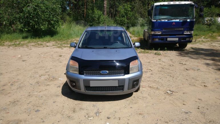 Ford Fusion, 2006 год, 299 999 руб.
