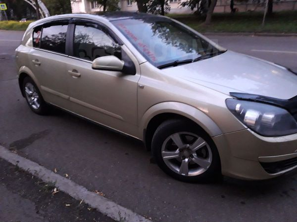Opel Astra, 2004 год, 200 000 руб.