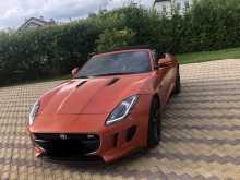 Москва F-Type 2013