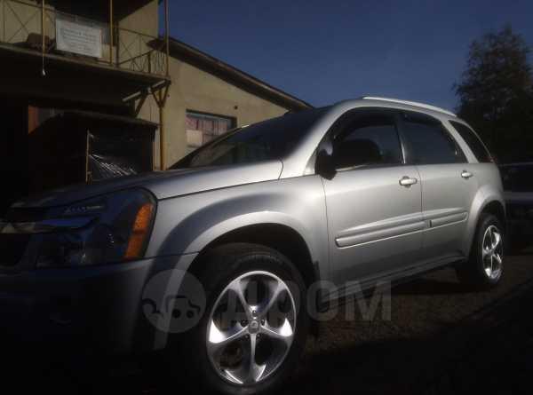 Chevrolet Equinox, 2005 год, 499 000 руб.