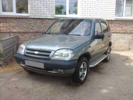 Астрахань Niva 2006