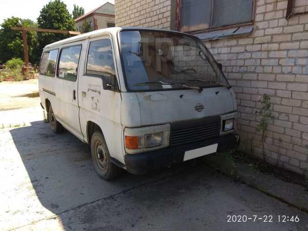 Nissan Urvan, 1990 год, 110 000 руб.
