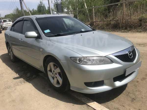 Mazda Mazda6, 2003 год, 399 000 руб.
