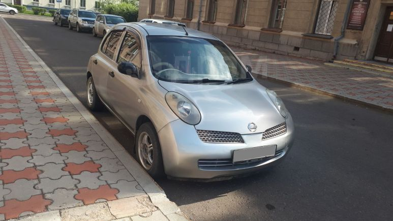 Nissan March, 2004 год, 215 000 руб.