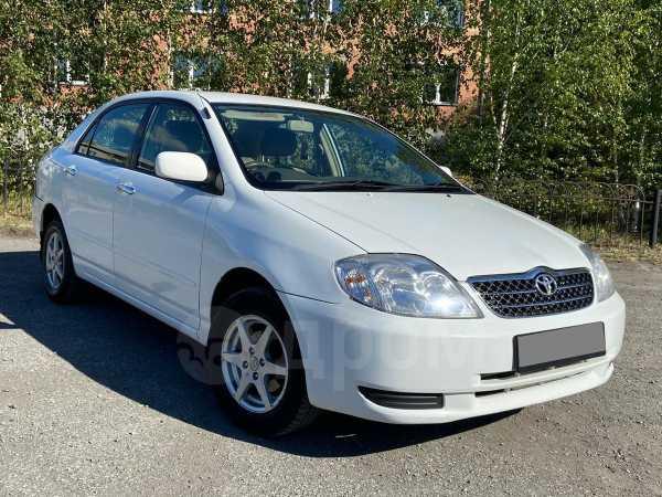 Toyota Corolla, 2003 год, 293 000 руб.
