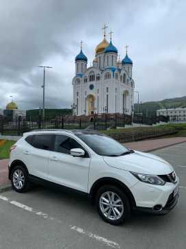 Южно-Сахалинск Qashqai 2014