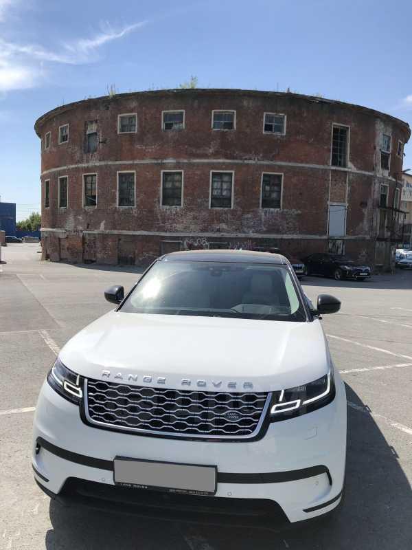 Land Rover Range Rover Velar, 2018 год, 3 600 000 руб.