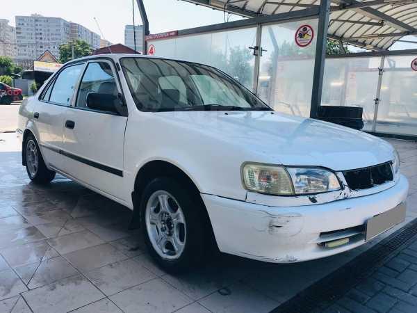 Toyota Corolla, 1998 год, 157 000 руб.