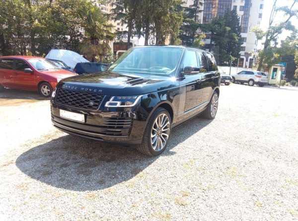 Land Rover Range Rover, 2018 год, 8 600 000 руб.