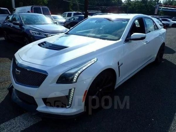 Cadillac CTS, 2020 год, 11 700 000 руб.