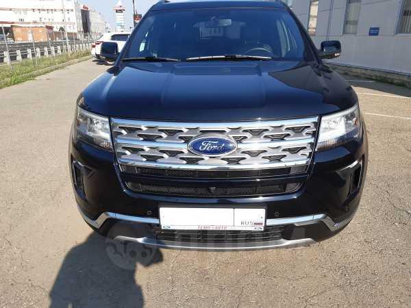 Ford Explorer, 2019 год, 2 700 000 руб.