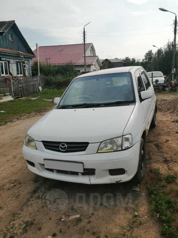 Mazda Demio, 2001 год, 100 000 руб.