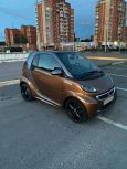 Smart Fortwo, 2014 год, 540 000 руб.