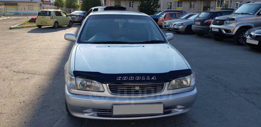 Toyota Corolla, 1999 год, 251 000 руб.
