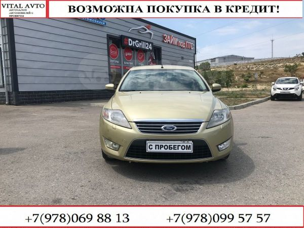 Ford Mondeo, 2007 год, 395 000 руб.