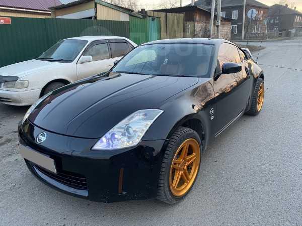 Nissan Fairlady Z, 2003 год, 600 000 руб.