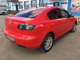 Петропавловское Mazda3 2007