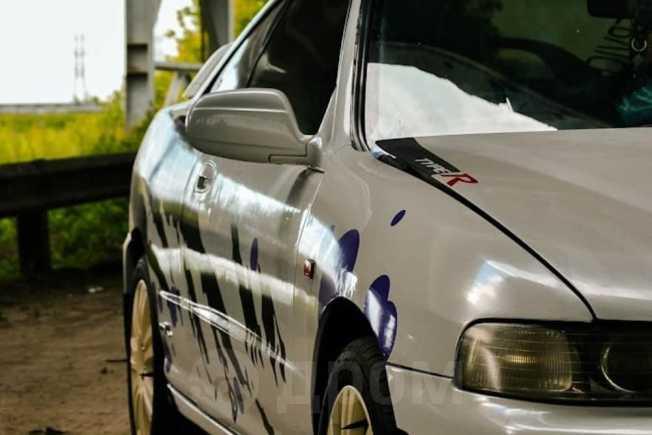 Honda Integra, 1998 год, 320 000 руб.
