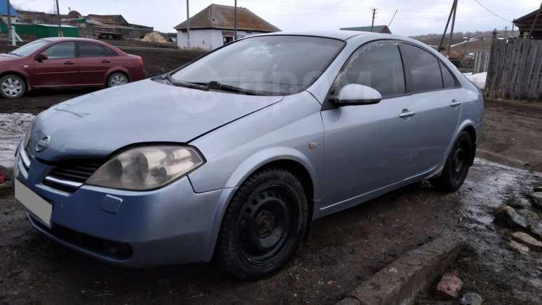 Nissan Primera, 2004 год, 220 000 руб.