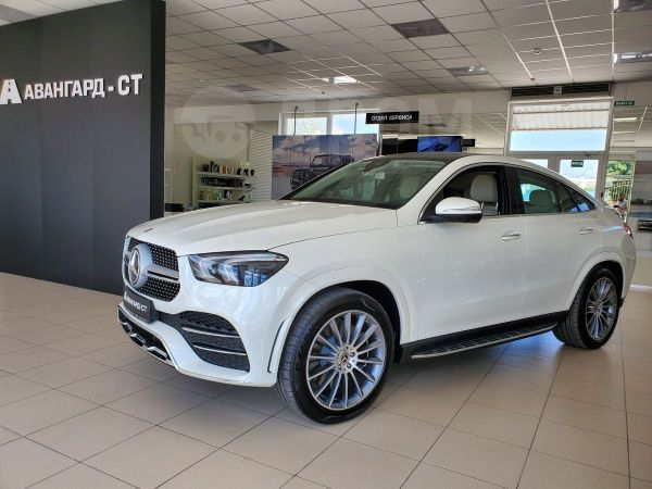 Mercedes-Benz GLE Coupe, 2020 год, 7 492 000 руб.
