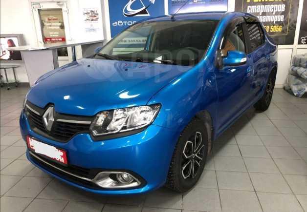 Renault Logan, 2015 год, 447 300 руб.