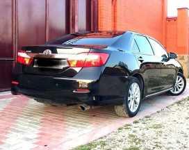 Назрань Toyota Camry 2012