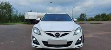 Сергиев Посад Mazda6 2012