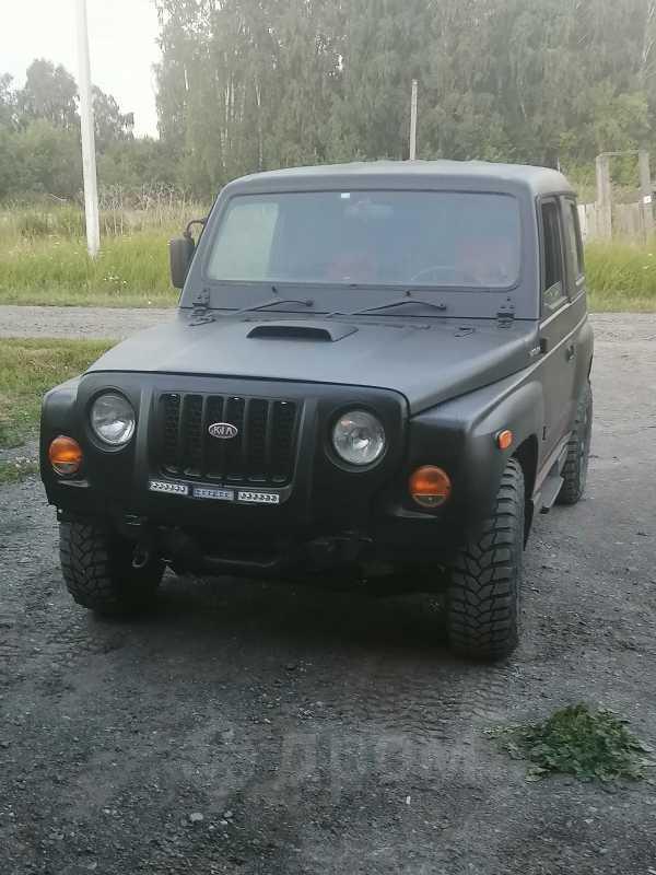 Kia Retona, 2000 год, 240 000 руб.