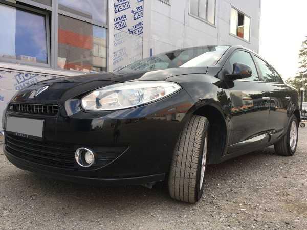 Renault Fluence, 2010 год, 459 000 руб.