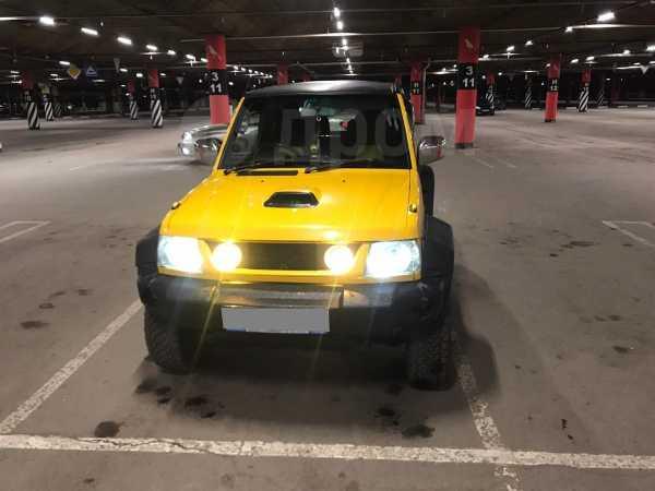 Mitsubishi Pajero Mini, 1999 год, 350 000 руб.