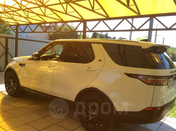 Land Rover Discovery, 2017 год, 3 700 000 руб.