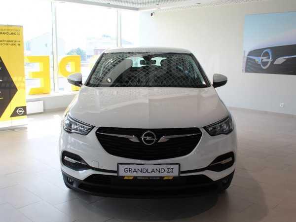 Opel Grandland X, 2020 год, 1 999 000 руб.