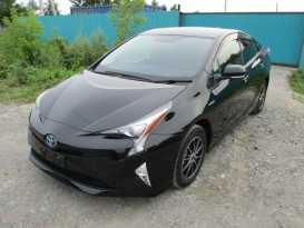 Находка Toyota Prius 2016