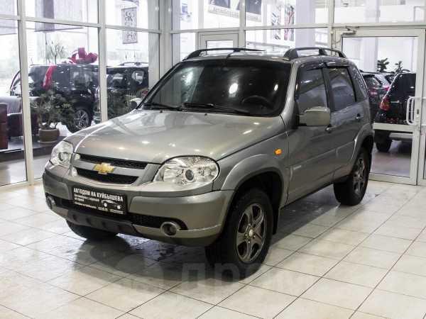 Chevrolet Niva, 2010 год, 268 000 руб.