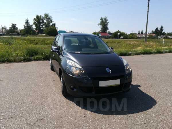 Renault Scenic, 2009 год, 420 000 руб.