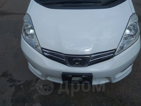 Honda Fit Shuttle, 2012 год, 635 000 руб.