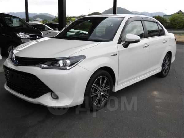 Toyota Corolla Axio, 2017 год, 550 000 руб.