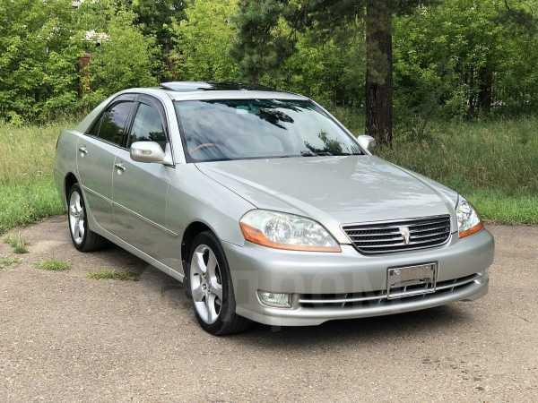 Toyota Mark II, 2004 год, 568 000 руб.