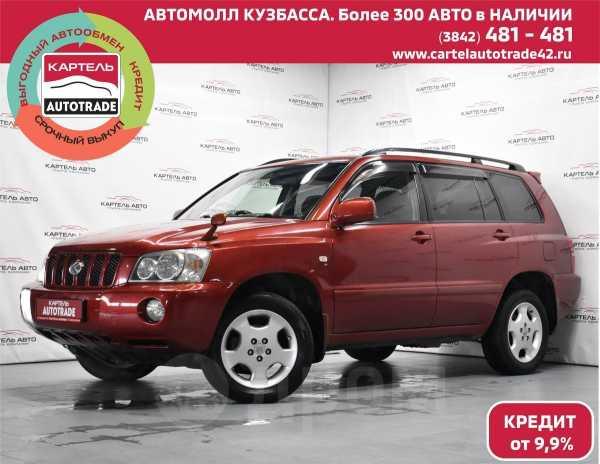 Toyota Kluger V, 2001 год, 519 000 руб.