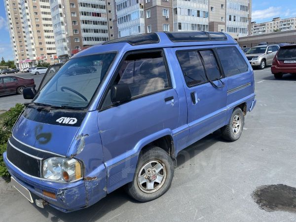 Toyota Master Ace Surf, 1991 год, 49 000 руб.