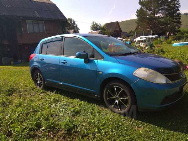 Nissan Tiida, 2005 год, 315 000 руб.