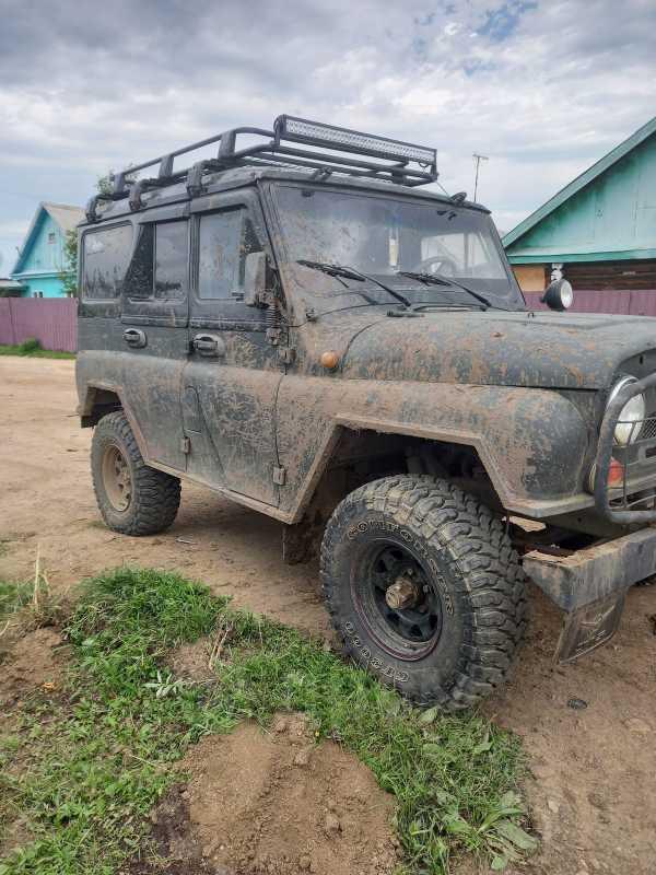 УАЗ 3151, 1997 год, 550 000 руб.