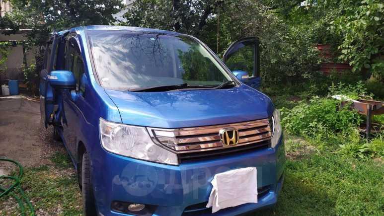 Honda Stepwgn, 2010 год, 735 000 руб.