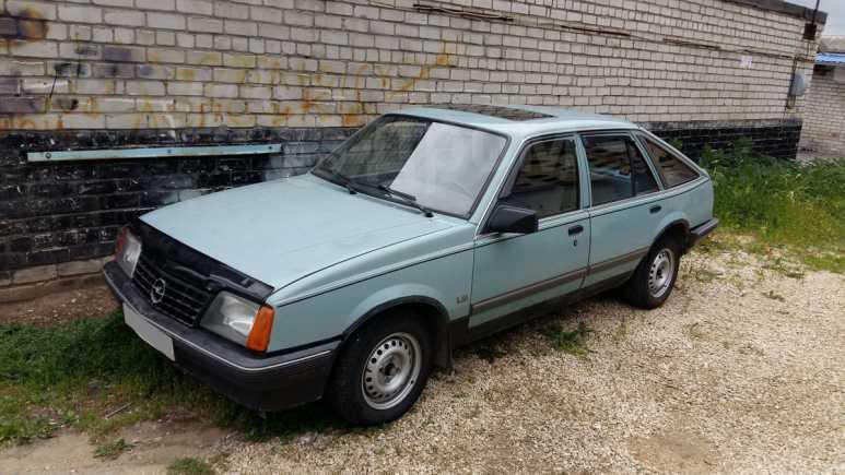 Opel Ascona, 1985 год, 110 000 руб.