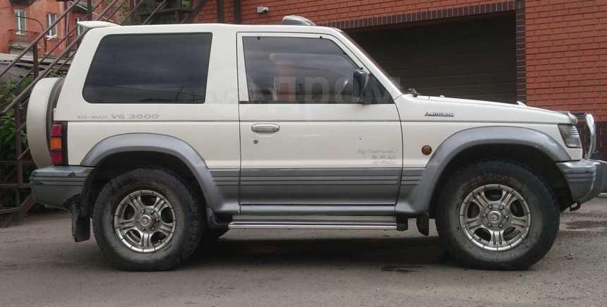 Mitsubishi Pajero, 1996 год, 405 000 руб.