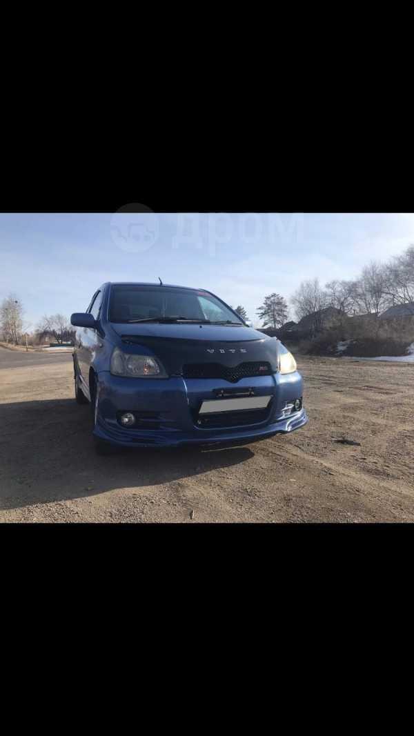 Toyota Vitz, 2001 год, 290 000 руб.