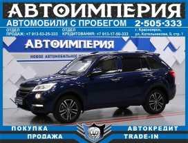 Красноярск Lifan X60 2017