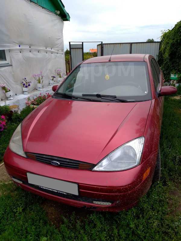 Ford Focus, 2002 год, 75 000 руб.